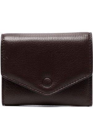 Maison Margiela Number patch tri-fold wallet