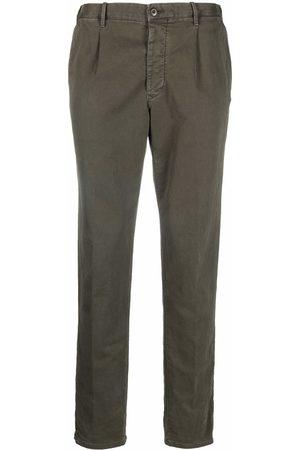 Incotex Men Chinos - Slim-cut chino trousers
