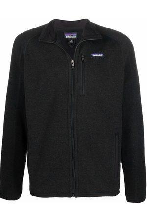 Patagonia Funnel neck zip-up jacket
