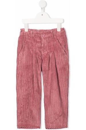 MISS GRANT Boys Straight Leg Pants - Straight-leg corduroy trousers