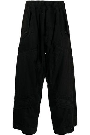 JULIUS Men Wide Leg Pants - Loose-fit wide-leg trousers