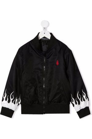 Vision Of Super Logo bomber jacket