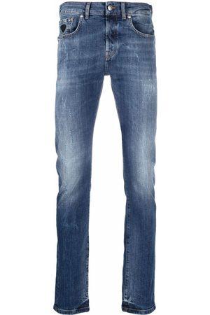 John Richmond Low-rise skinny jeans