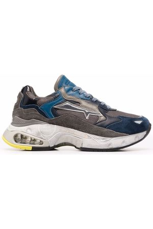 Premiata Women Sneakers - Sharky D108 sneakers - Grey