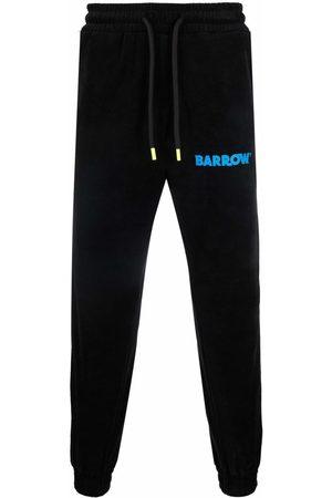 BARROW Logo-print track pants
