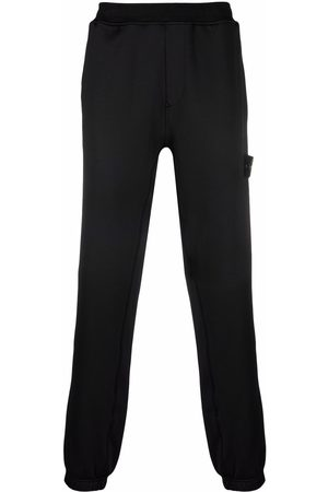 Stone Island Compass-patch track pants