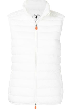 save the duck Women Gilets - Charlotte vegan quilted gilet