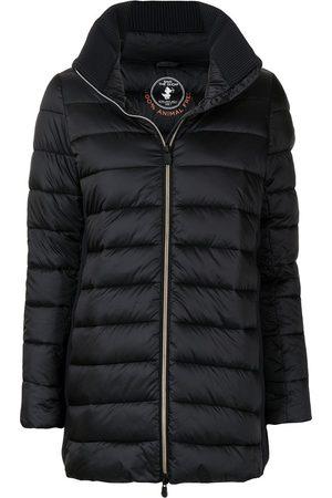 save the duck Women Jackets - Katelyn vegan long jacket