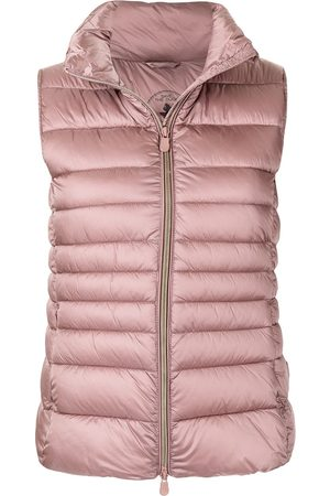 save the duck Women Gilets - Lynn vegan quilted gilet