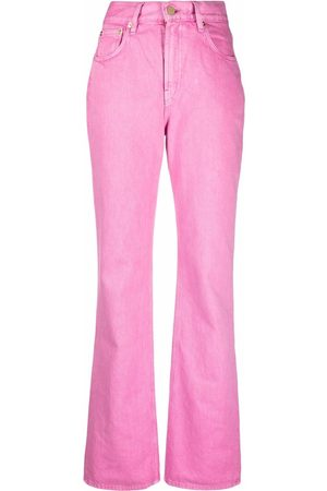 Jacquemus High-rise flared jeans