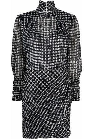 Bash Women Party Dresses - Brydie mini wrap dress