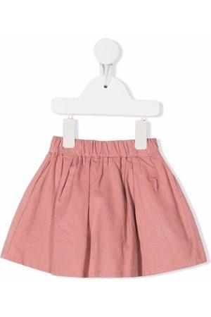 Trussardi Baby Mini Skirts - Corduroy flared miniskirt
