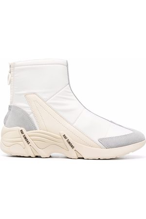 RAF SIMONS Cylon-22 ankle boots