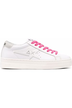 sun68 Star-patch low-top sneakers