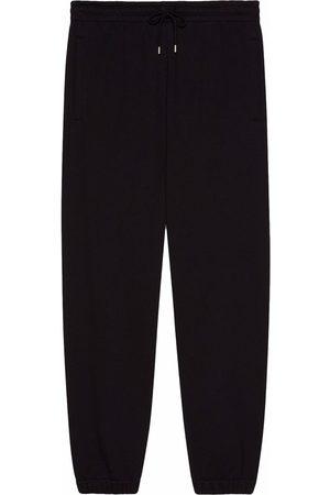 Gucci Mirror cotton track pants