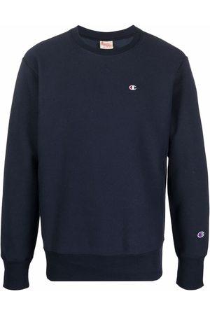 Champion Embroidered-logo sweatshirt