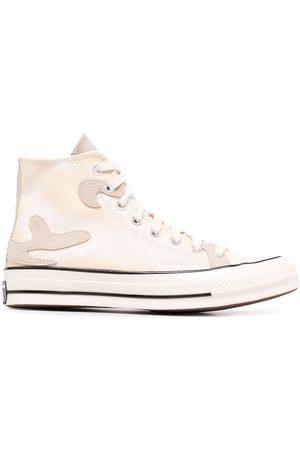 Converse Chuck 70 Hi camo sneakers - Neutrals