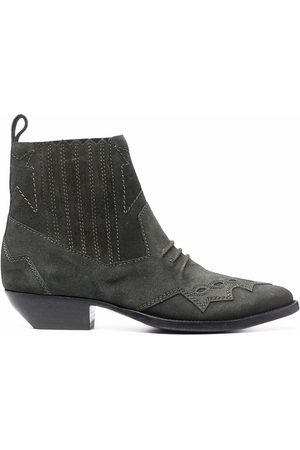 ROSEANNA Cut-out detail ankle boots