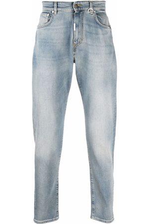 Represent Skinny-cut denim jeans