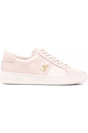 Michael Kors Irving low-top leather sneakers