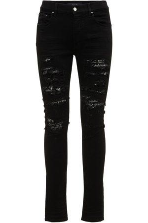 AMIRI Bandana Thrasher Denim Jeans