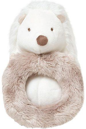 Tartine Et Chocolat Soft Faux Fur Hedgehog W/ Rattle