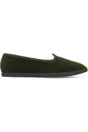 VIBI VENEZIA Women Loafers - 10mm Bottiglia Velvet Loafers