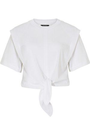 Isabel Marant Women Short Sleeve - Zelika short sleeves t-shirt