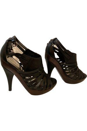 Karen Millen Leather sandals