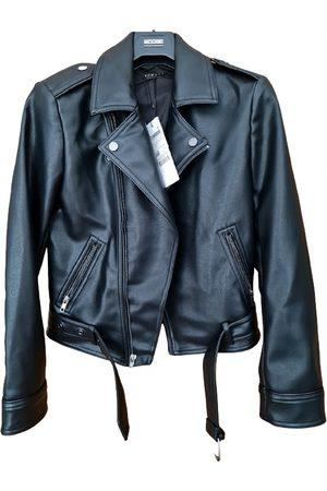 Sisley Vegan leather jacket