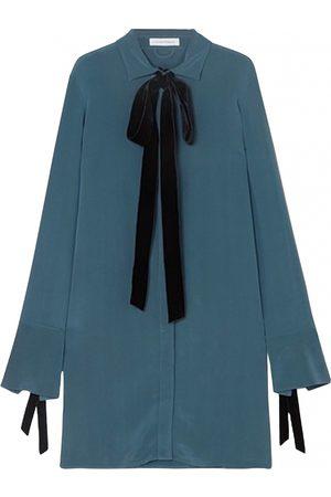 Olivia von Halle Silk mini dress