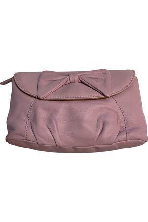 GROSSE Leather clutch bag