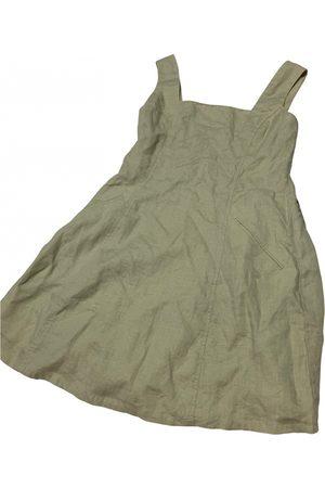 POSSE Women Party Dresses - Linen mini dress