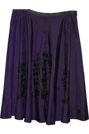ARMAND VENTILO Women Midi Skirts - Silk mid-length skirt