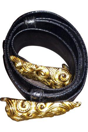 Judith Leiber Lizard belt