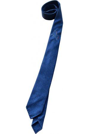 Hermès Wool tie