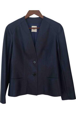 Hermès Leather short vest