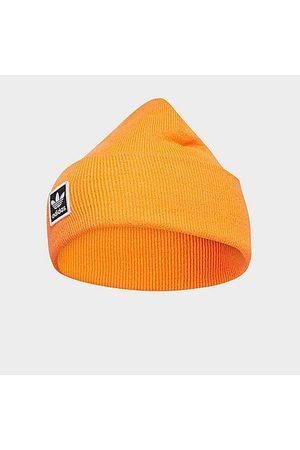 adidas Originals Oversize Cuff Beanie Hat in / Acrylic/Knit