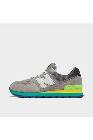 New Balance Men's 574 Casual Shoes Size 8.0 Suede