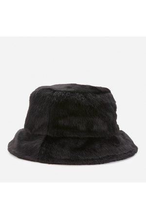 Stand Studio Women's Wera Faux Fur Bucket Hat