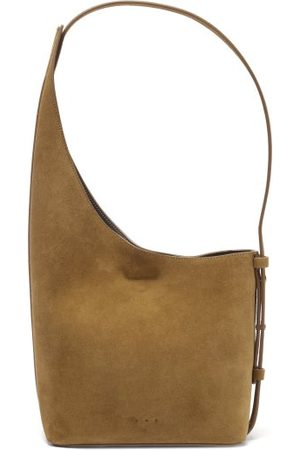 Aesther Ekme Demi Lune Leather Bucket Bag - Womens