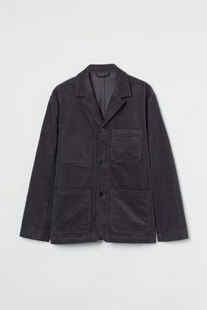 H&M Regular Fit Corduroy Jacket
