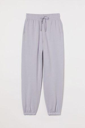 H&M Women Sweats - Cotton-blend Sweatpants