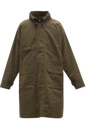 SOUTH2 WEST8 Carmel Patch-pocket Cotton-blend Twill Coat - Mens