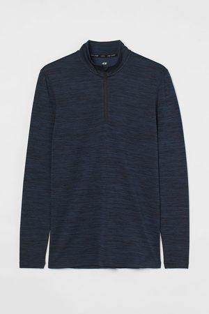 H&M Men Long sleeves - Long-sleeved Sports Shirt