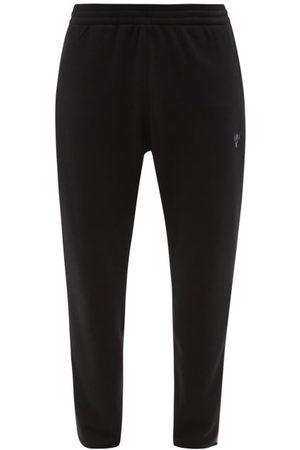 SOUTH2 WEST8 Side-stripe Jersey Track Pants - Mens