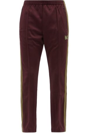 Pins & Needles Logo-embroidered Jersey Track Pants - Mens