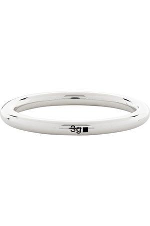 Le Gramme Men Rings - Slick Polished 'Le 3 Grammes' Bangle Ring