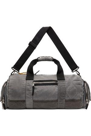 Diesel Grey Owle Duffle Bag