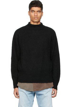 KURO Wool & Mohair Turtleneck